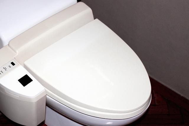 住宅トイレ